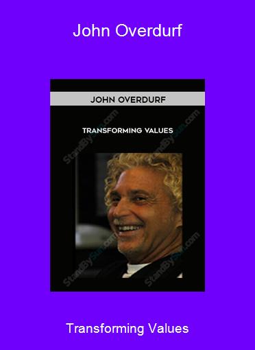 Transforming Values-John Overdurf