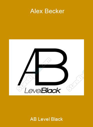AB Level Black - Alex Becker