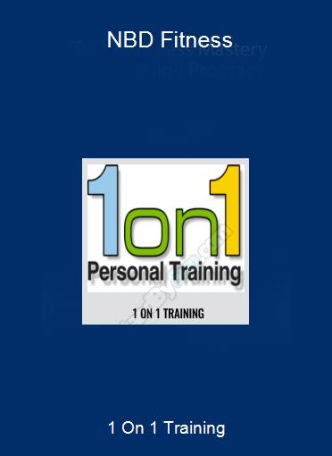 1 On 1 Training - NBD Fitness