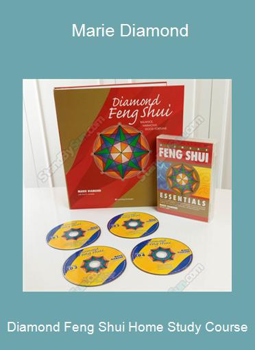 Diamond Feng Shui Home Study Course - Marie Diamond