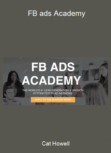 Cat Howell - FB ads Academy