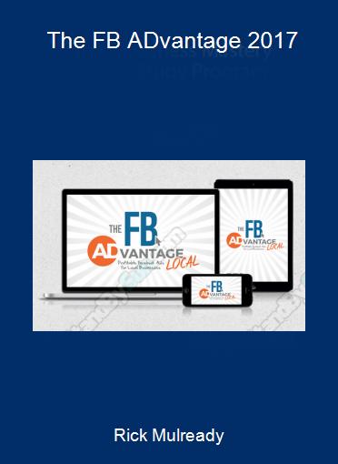 Rick Mulready - The FB ADvantage 2017