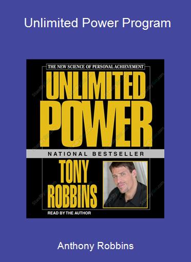 Anthony Robbins - Unlimited Power Program