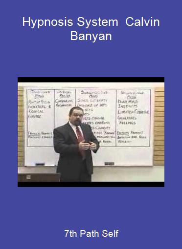7th Path Self-Hypnosis System - Calvin Banyan