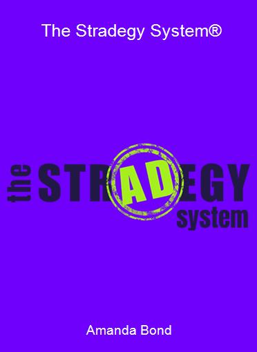 Amanda Bond - The Stradegy System®