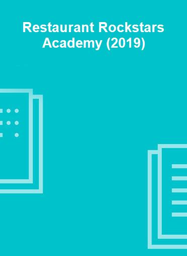 Restaurant Rockstars Academy (2019)