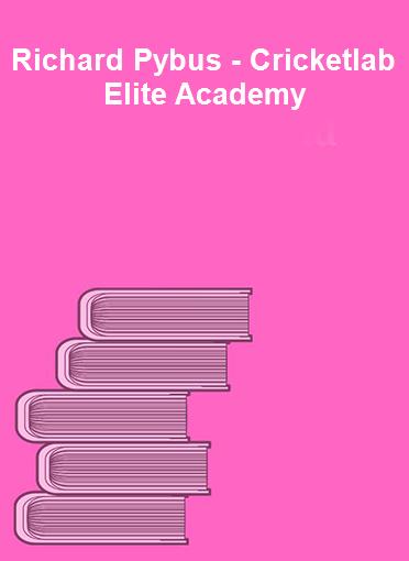 Richard Pybus - Cricketlab Elite Academy