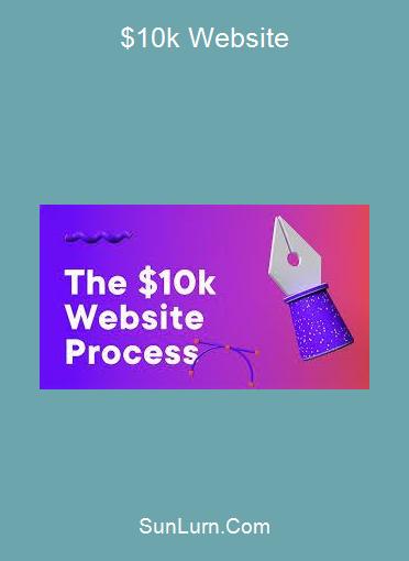 $10k Website