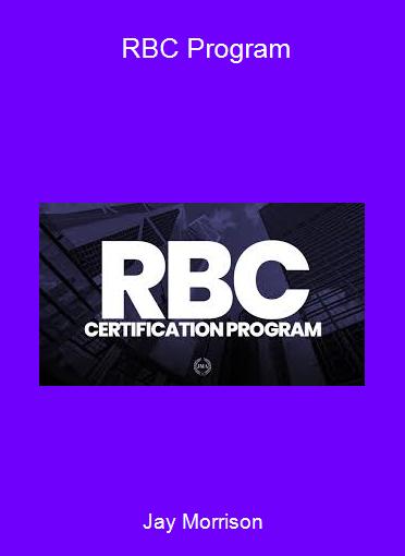 Jay Morrison - RBC Program