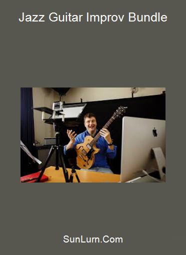 Jazz Guitar Improv Bundle
