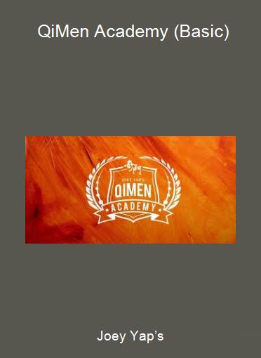 Joey Yap's - QiMen Academy (Basic)