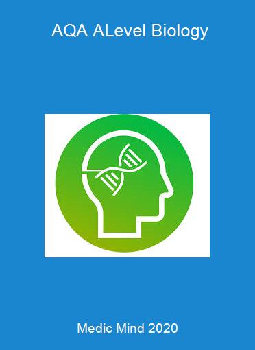 Medic Mind 2020 - AQA A-Level Biology