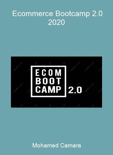 Mohamed Camara - Ecommerce Bootcamp 2.0 2020