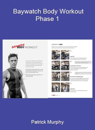 Patrick Murphy - Baywatch Body Workout Phase 1
