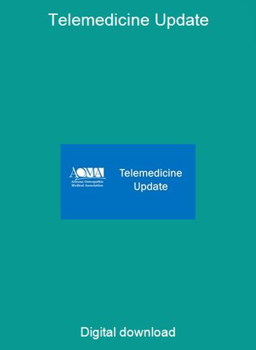 Telemedicine Update