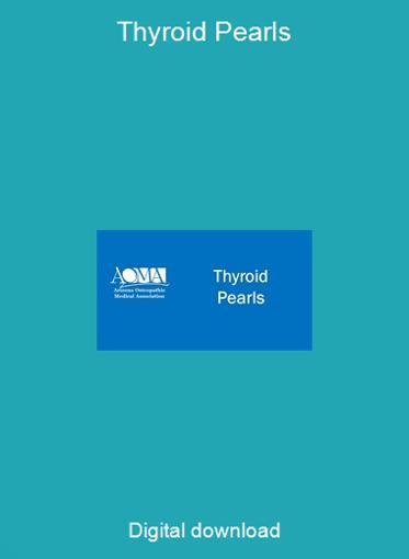 Thyroid Pearls