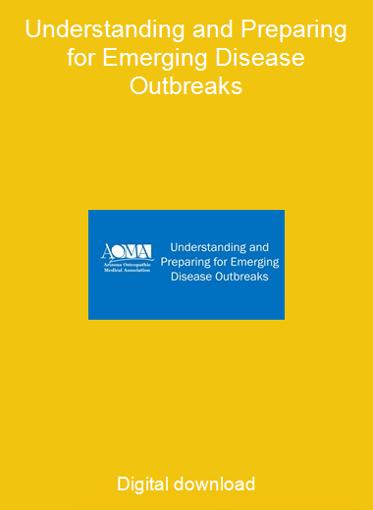 Understanding and Preparing for Emerging Disease Outbreaks