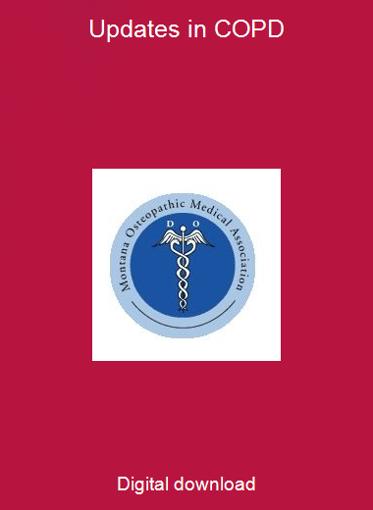 Updates in COPD