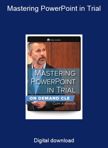 Mastering PowerPoint in Trial