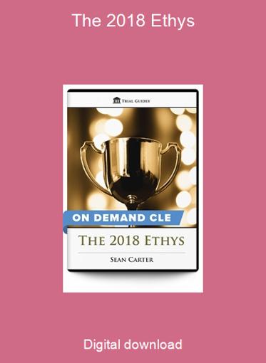The 2018 Ethys