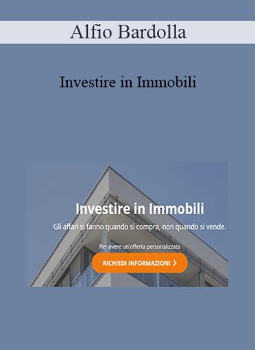 Alfio Bardolla - Investire in Immobili