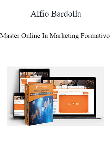 Alfio Bardolla - Master Online In Marketing Formativo