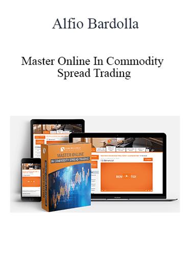 Alfio Bardolla - Master Online In Commodity Spread Trading