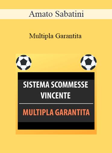 Amato Sabatini - Multipla Garantita