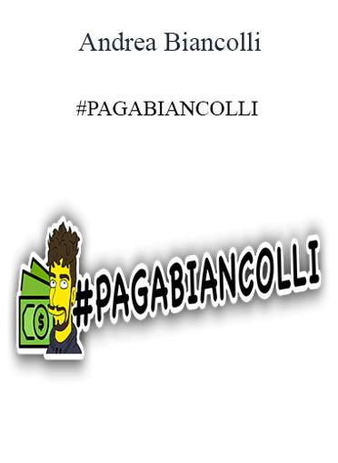 Andrea Biancolli - #PAGABIANCOLLI