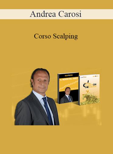 Andrea Carosi - Corso Scalping