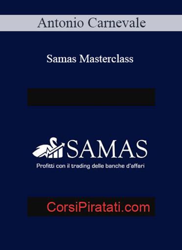 Antonio Carnevale - Samas Masterclass