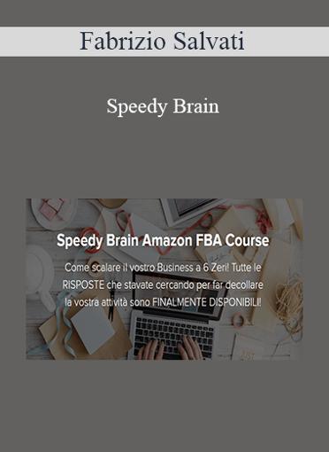 Fabrizio Salvati - Speedy Brain