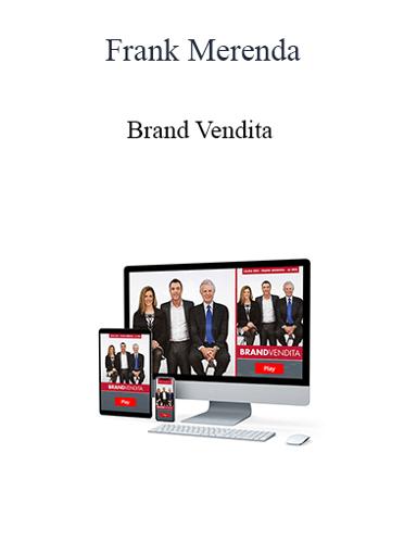 Frank Merenda - Brand Vendita
