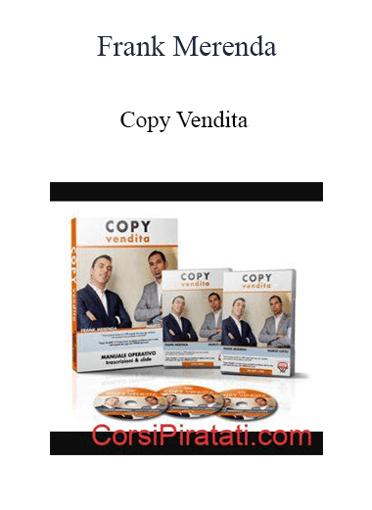 Frank Merenda - Copy Vendita