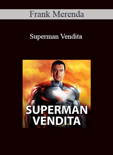 Frank Merenda - Superman Vendita