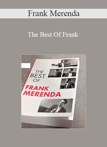 Frank Merenda - The Best Of Frank