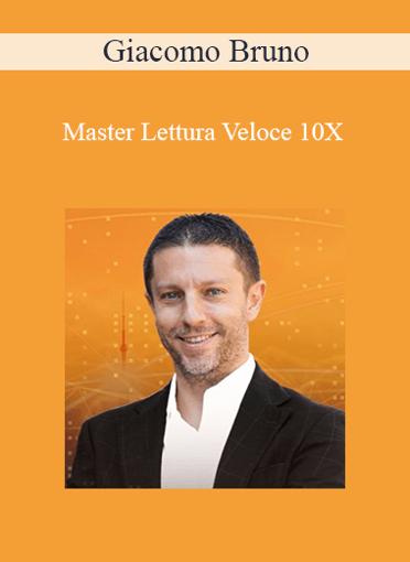 Giacomo Bruno - Master Lettura Veloce 10X