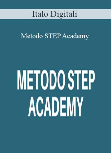 Italo Digitali - Metodo STEP Academy