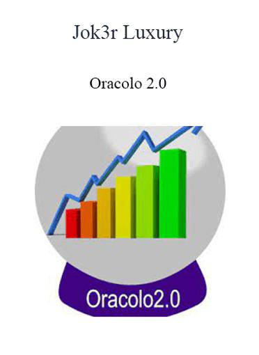 Jok3r Luxury - Oracolo 2.0