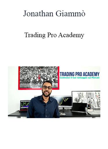 Jonathan Giammò - Trading Pro Academy