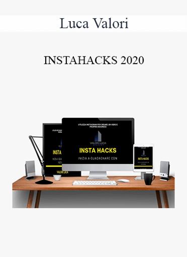 Luca Valori  - INSTAHACKS 2020