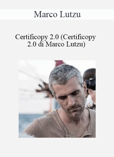 Marco Lutzu - Certificopy 2.0