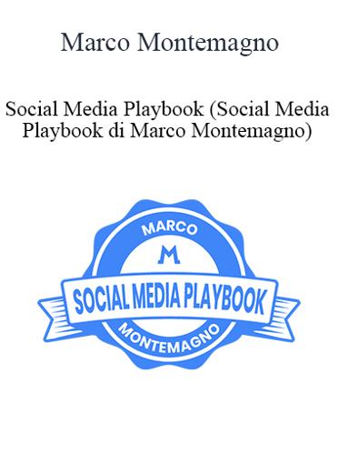 Marco Montemagno - Social Media Playbook