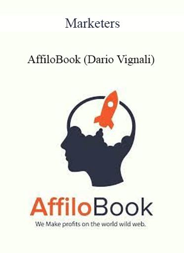 Marketers - AffiloBook (Dario Vignali)