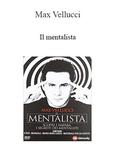 Max Vellucci - Il Mentalista