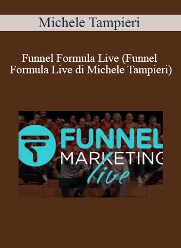 Michele Tampieri - Funnel Formula Live
