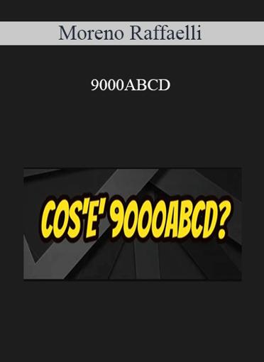 Moreno Raffaelli - 9000ABCD