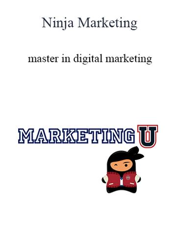 Ninja Marketing - Master In Digital Marketing