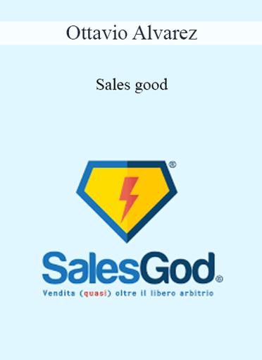 Ottavio Alvarez - Sales Good