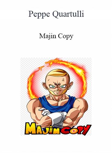 Peppe Quartulli - Majin Copy